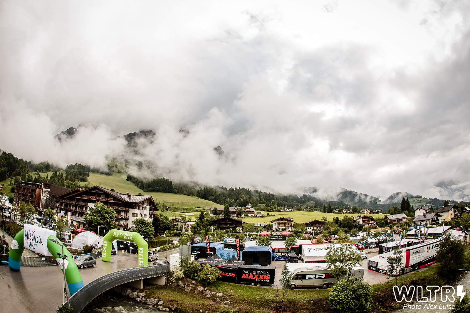 UCI Downhill Leogang 2016