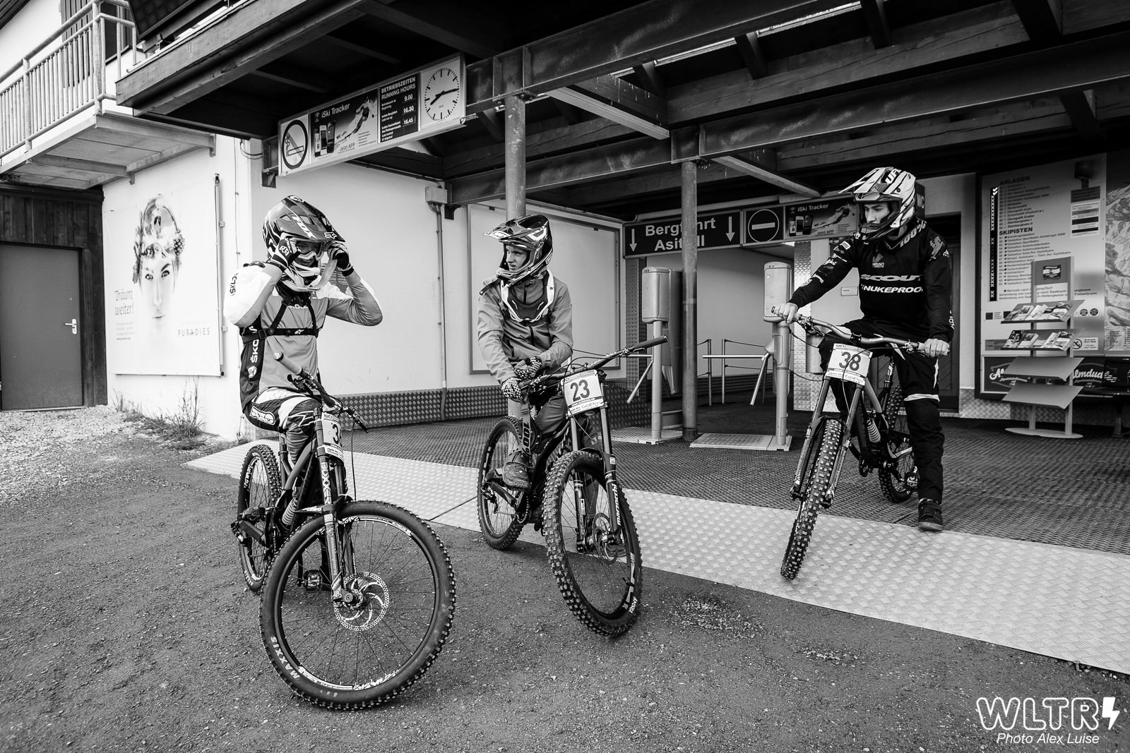 Italy Riders Leogang 2016