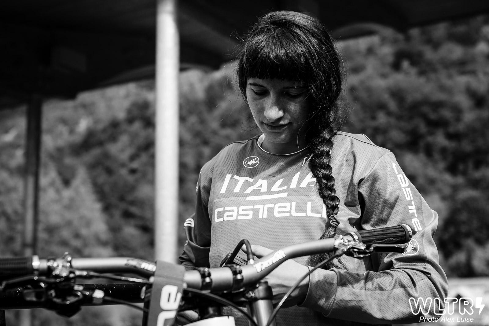 Nazionale Italiana Downhill - VdS 2016