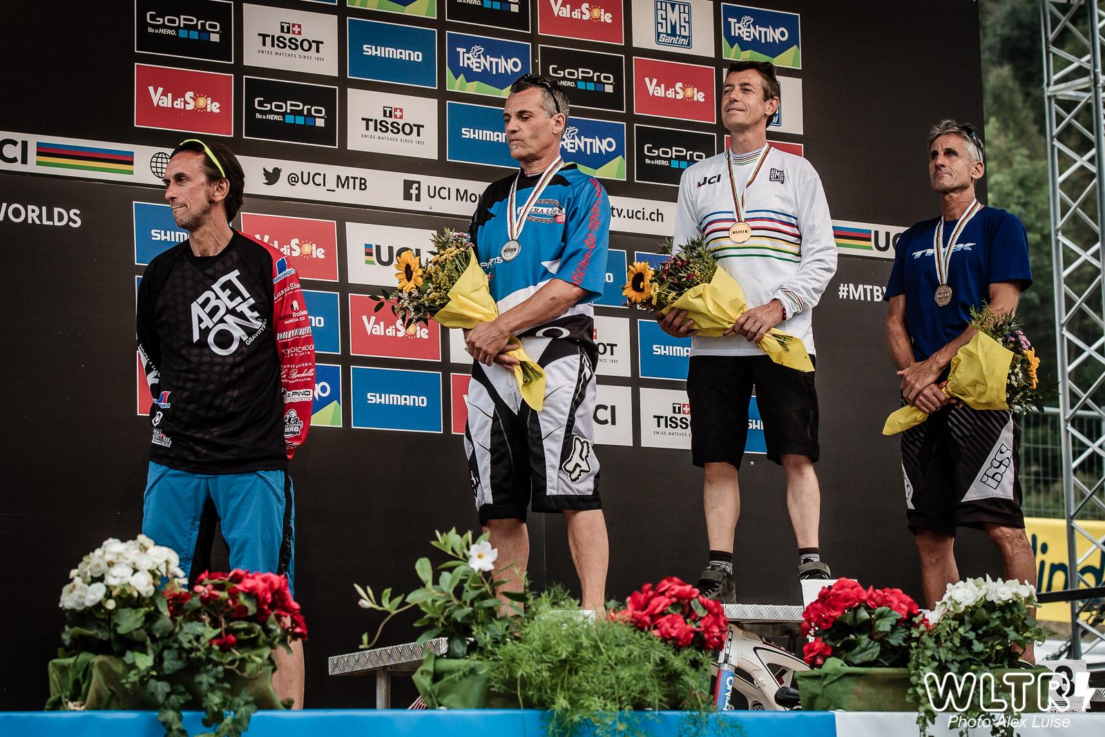 Mondiali Master DH - Val di Sole 2016