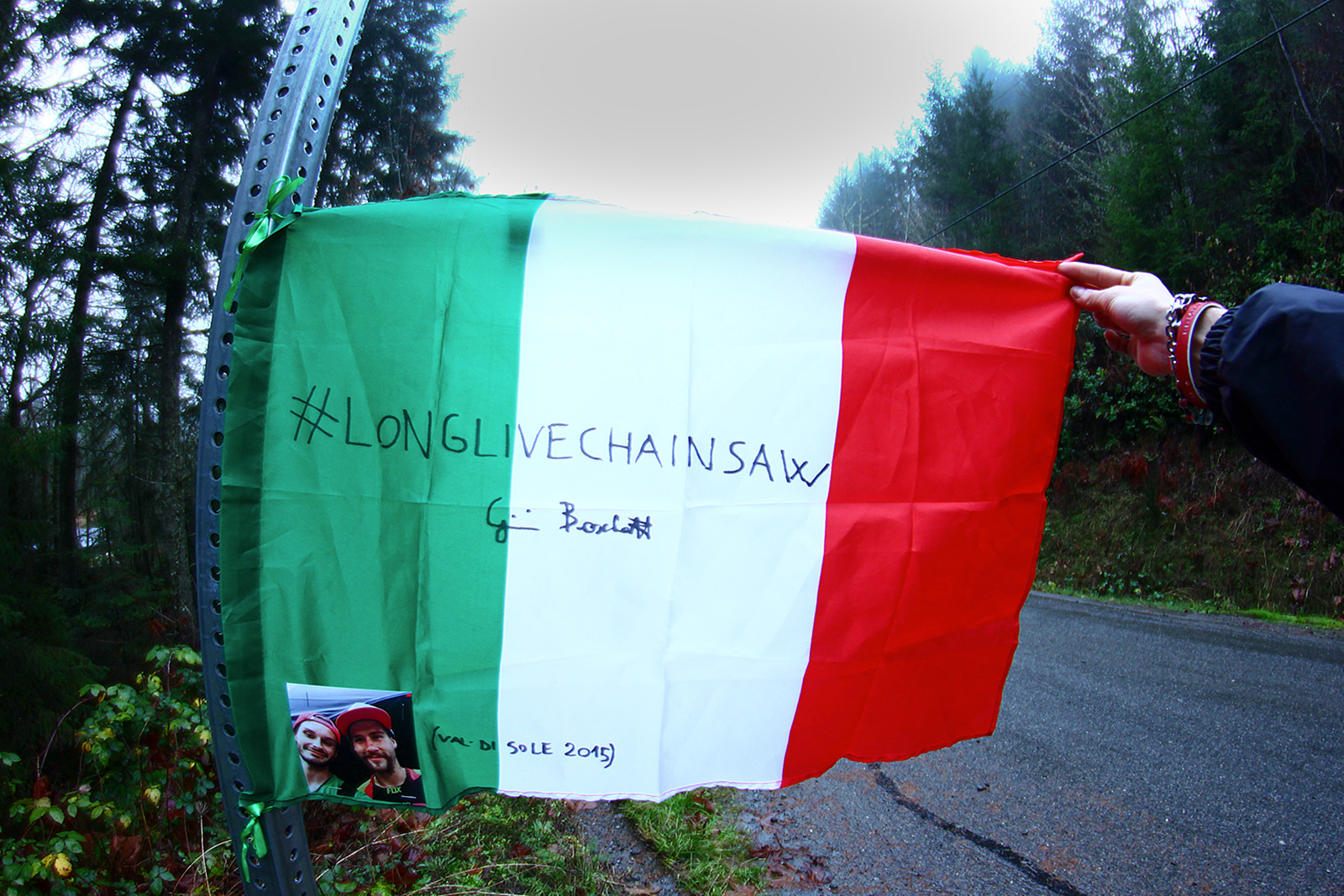 Giovanni Boschetti - Goes To Canada